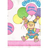 Cabbage Patch Kids Vintage 1990 Paper Table Cover (1ct)