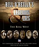 Book cover from Bill OReillys Legends and Lies: The Real Westby David Fisher