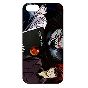 Iphone 4 4S Case Good-Looking Pattern Death Note 3D Durable Hard Plastic Phone Case