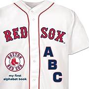 Boston Red Sox ABC my first alphabet book