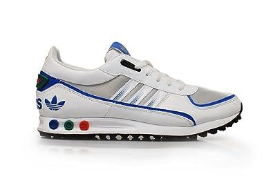 adidas LA Trainer II, Herren Sneaker Low Tops, Weiß White