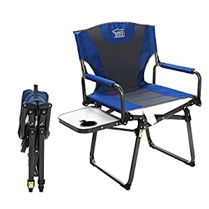 Timber Ridge Director S Chair Camping Folding Easy Carry