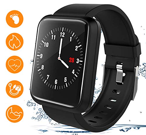 Beaulyn Fitness Trackers, Smart Watches Heart Rate Blood Pre...