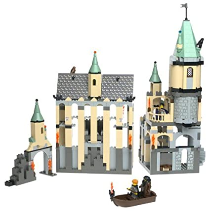 Amazon Stone 4709 Hogwarts Castle Genuine Domestic And The