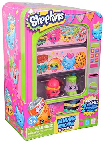 the shopkins vending machine