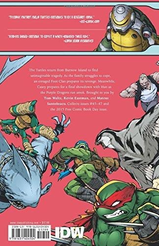 Teenage Mutant Ninja Turtles Volume 12: Vengeance Part 1 ...