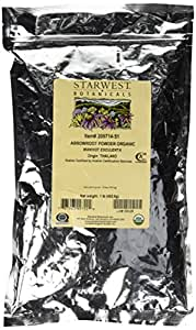 Starwest Botanicals Organic Arrowroot Powder - 1 Pound (16 oz)