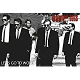 Reservoir Dogs - Lets Go Poster 36 x 24in