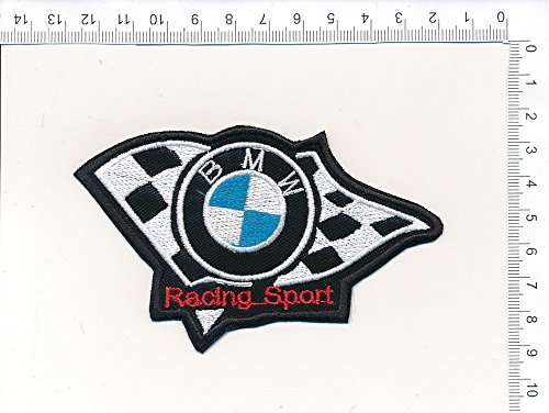 PATCH RICAMATA TERMOADESIVA BMW RACING SPORT