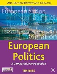 European Politics: A Comparative Introduction (Comparative Government and Politics)