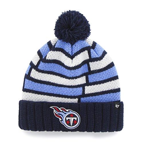 Tennessee Titans Tassel Hat, Titans Tassel Beanie, Titans