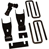 Ground Force 91212 2.5'' Rear Shackle Kit