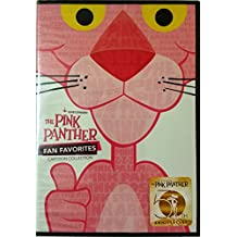The Pink Panther Fan Favorites Cartoon Collection