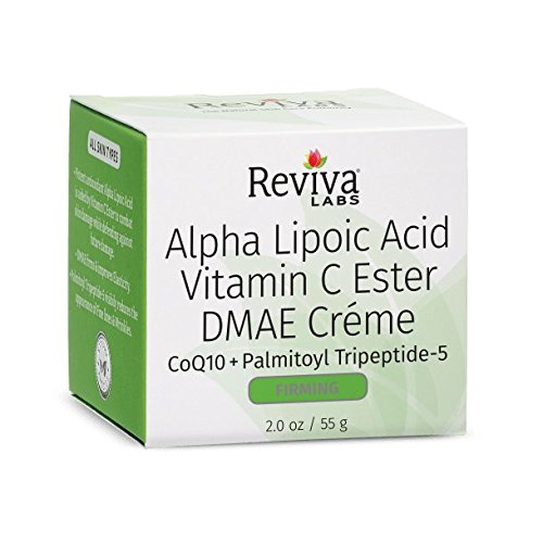 Reviva Cream Nght Alpha Lipoic A