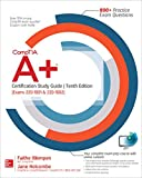 img - for CompTIA A+ Certification Study Guide, Tenth Edition (Exams 220-1001 & 220-1002) book / textbook / text book