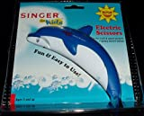 : Singer for Kids Dolphin Electric Scissors