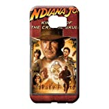 Back Cell Phone Carrying Cases For Phone Cases Indiana Jones and the Kingdom of the Crystal Skull Shock-dirt Samsung Galaxy S6