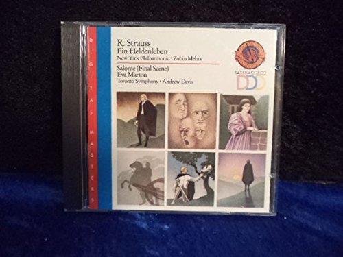 Richard Strauss: Ein Heldenleben (NY Philharmonic -  Zubin Mehta) / Salome - Final Scene (Toronto Symphony - Andrew Davis)