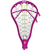 STX Lacrosse Youth Girls Lilly Complete Stick with Precision Pocket