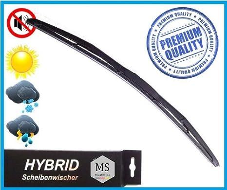1 x Premium Hybrid Limpiaparabrisas 650 - mm/frontal - Limpiaparabrisas frontal/Limpiaparabrisas Aero/Premium Calidad shyb de polipropileno 895: Amazon.es: ...