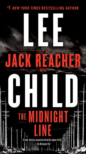 The Midnight Line  A Jack Reacher Novel