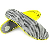 Soft Insoles with Arch Support for Sport Shoes size EU 35-40