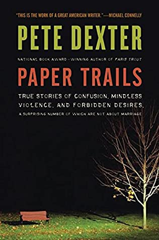 book cover of Paper Trails