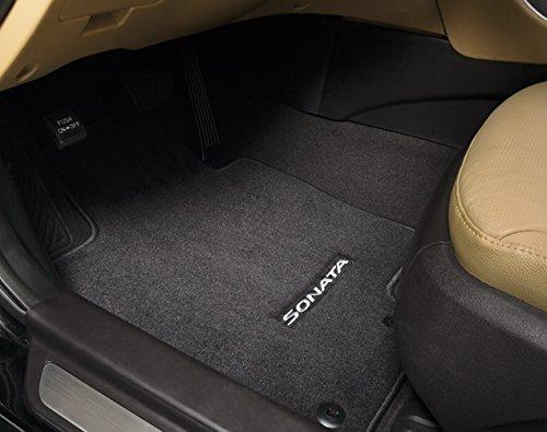 Genuine 2017 Hyundai Sonata Hybrid Carpeted Floormats