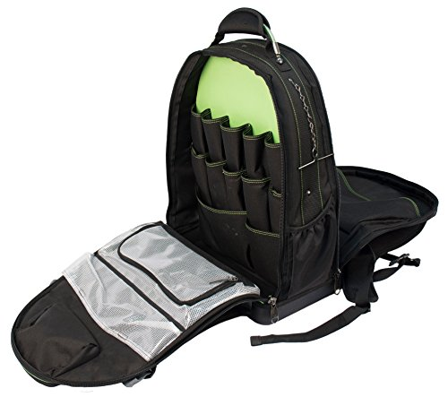 Greenlee 0158-26 Professional Tool Backpack by Greenlee