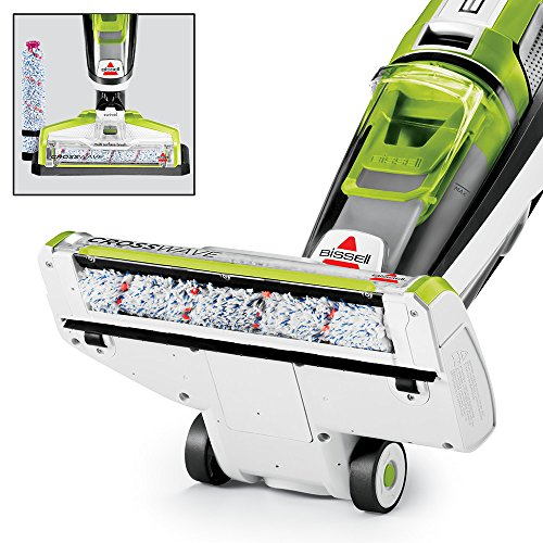 Bissell Crosswave Floor And Carpet Cleaner With Wet Dry