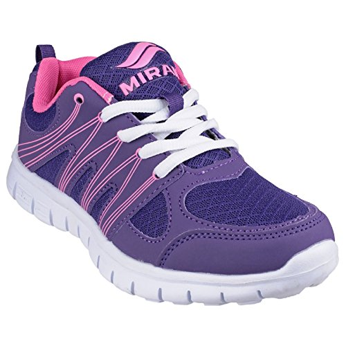 Mirak Milos Ladies Trainer / Womens Trainers White 4JbAMY