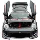 2000-2005 Mitsubishi Eclipse Duraflex Blits Front Bumper Cover - 1 Piece