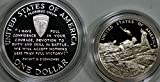 1993 W World War II 50th Anniversary Coins Proof