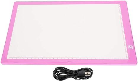 デジタルグラフィックタブレットライトボックス、A4輝度グラフィックタブレット、スケッチを描くためのLedライトパッド
