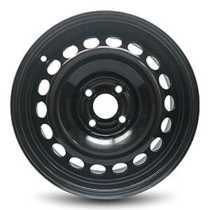 chevrolet cobalt pontiac g5 15 4 lug steel wheel 15x6 steel rim automotive. Black Bedroom Furniture Sets. Home Design Ideas