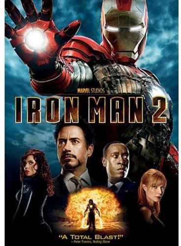 IRON MAN 2 [DVD] [Region 1] [NTSC] [US Import]: Amazon.es: Cine y Series TV