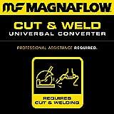 MagnaFlow 339006 Universal Catalytic Converter