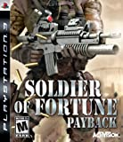 Soldier Of Fortune Payback - Playstation 3