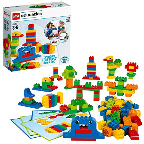 Bricks Basic Duplo Lego - Creative LEGO DUPLO Brick Set by LEGO Education