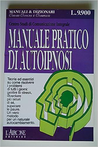 manuale autoipnosi