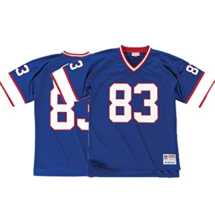 separation shoes 9ce1b 2d075 Amazon.com : Andre Reed Buffalo Bills 1990 Mitchell and Ness ...