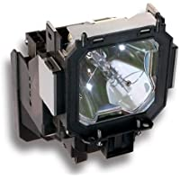Eiki LC-XG250 Replacement Projector Lamp (Original Philips Bulb Inside) with Housing by KCL