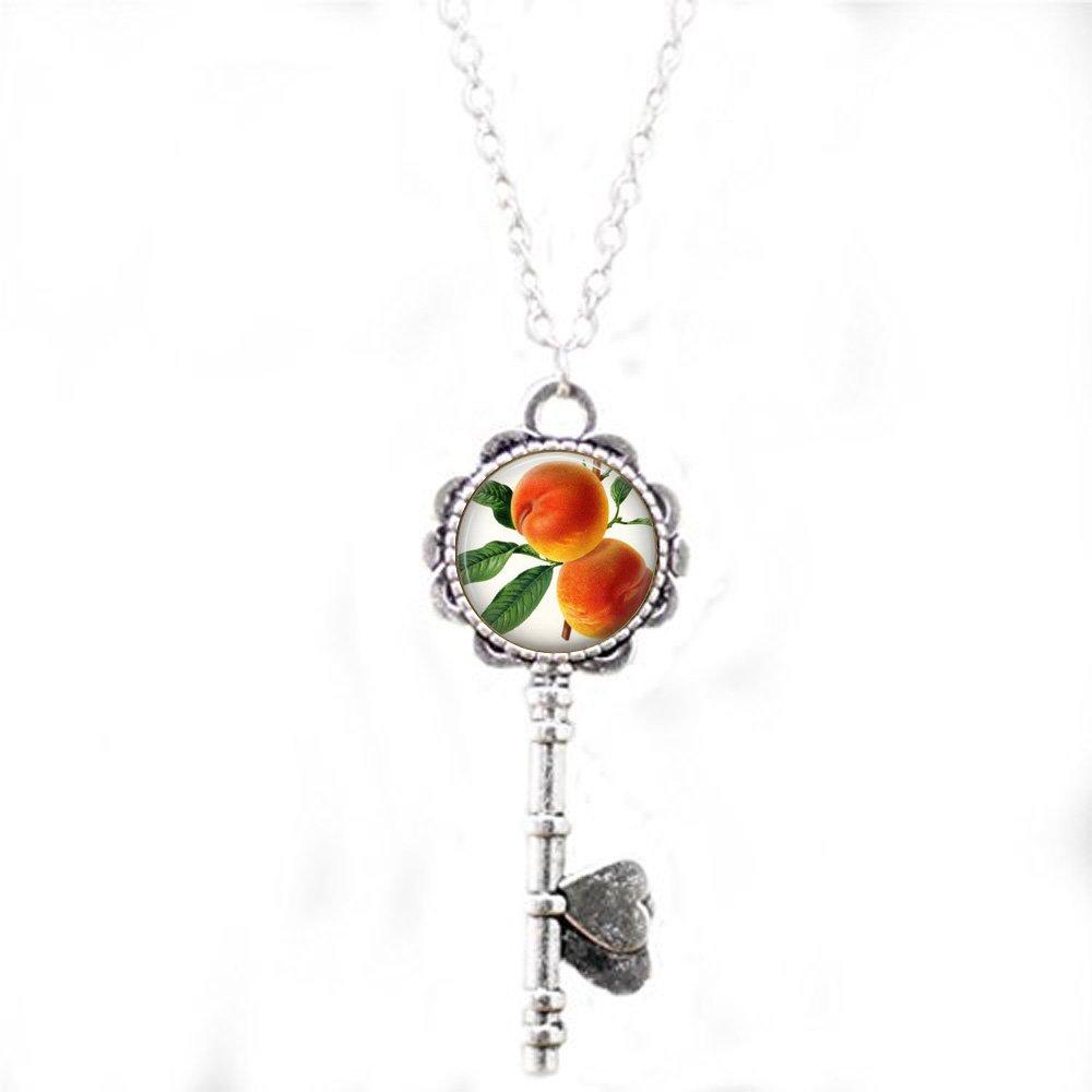Amazon com: lukuhan Botanical Jewelry - Southern Peach
