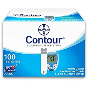 Bayer Contour Blood Glucose