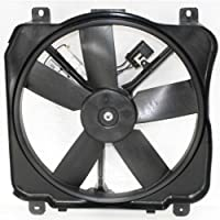 MAPM Premium LESABRE 92-99 RADIATOR FAN SHROUD ASSEMBLY, LH