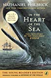 download ebook in the heart of the sea (young readers edition): the true story of the whaleship essex pdf epub
