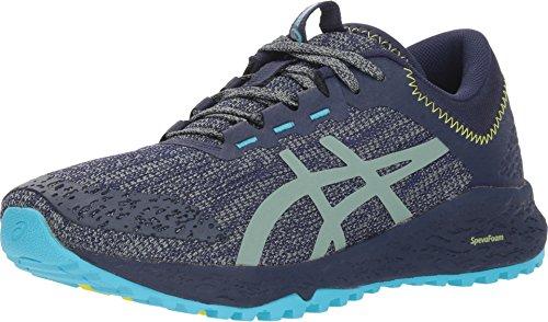ASICS Womens Alpine XT Running Shoe, Slate Grey/Slate Grey, Size 8