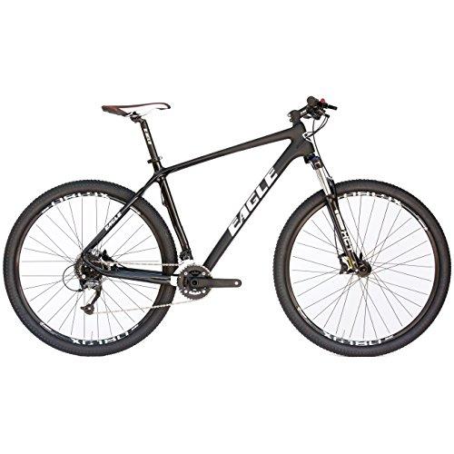 Cheap Eagle Patriot — Carbon Mountain Bike Deore/Altus Suntour XCT Front Suspension, 21-inch (21, Altus)