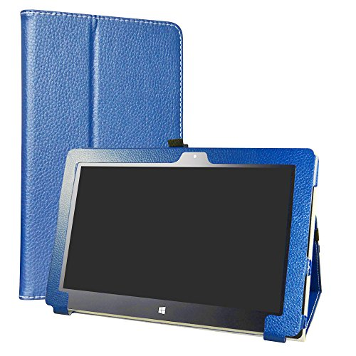 Insignia Flex NS-P11W6100 Case,LiuShan PU Leather Slim Folding Stand Cover 11.6