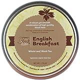Heavenly Tea Leaves Organic Tea, English Breakfast, 1.75 Ounce